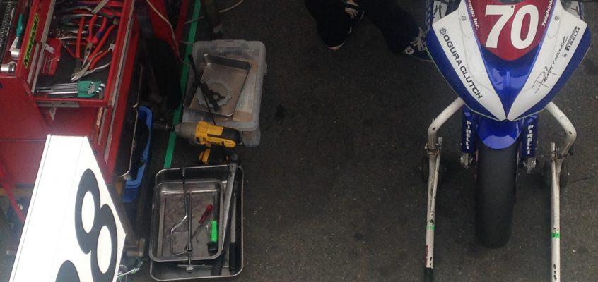 MFJ全日本ロードレース選手権 第三戦 もてぎサーキット に行ってきました!①