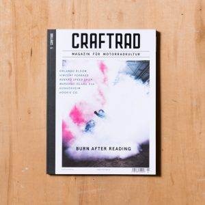CRAFTRAD Magazine No.01